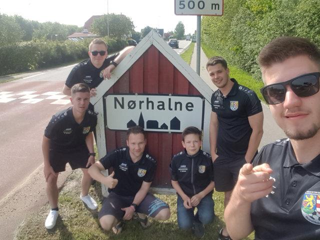 SR des NTKFA in Dänemark im Einsatz