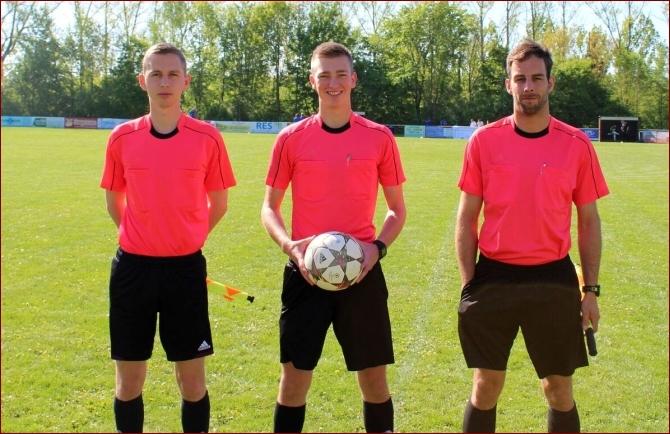 Schiedsrichter in Großenehrich