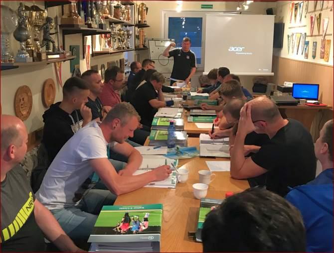 C-Trainer-Ausbildung in Leimbach