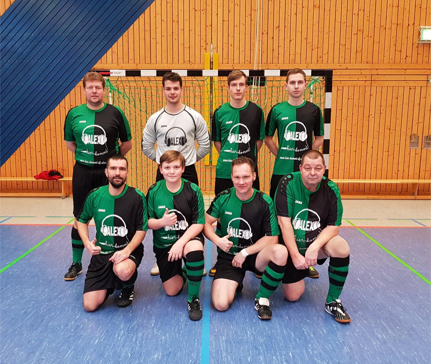 SR-Auswahl des NTKFA beim Turnier in Friedrichroda