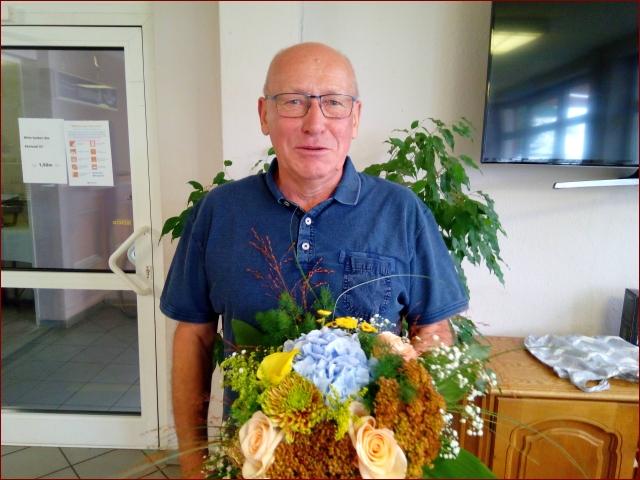 Martin Scholz ist 70 geworden!